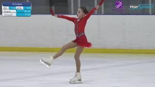 Софья АКАТЬЕВА 2007 19 01 2020 КМС ПП Кубок города Москвы