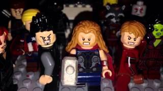Lego Avengers Infinity War teaser trailer