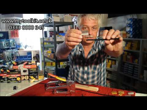 A Tool Review On The Arrow Cable Staplers