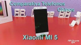 Comparativa telefonos chinos #2 - Xiaomi MI5
