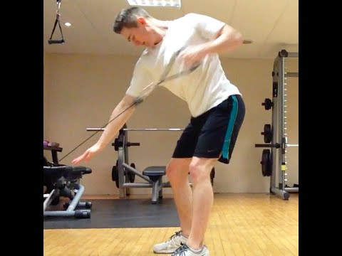 Golf Specific Circuit Training