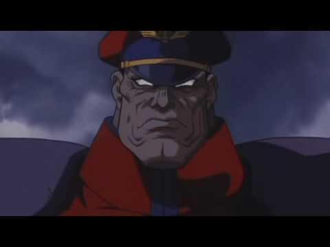M Bison Street Fighter Movie Street Fighter 2 - The...