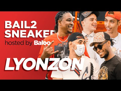 Youtube: LYONZON – Bail 2 Sneakers
