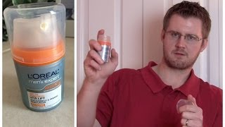 L'oreal Men's Expert Vita Lift Moisturizer Review