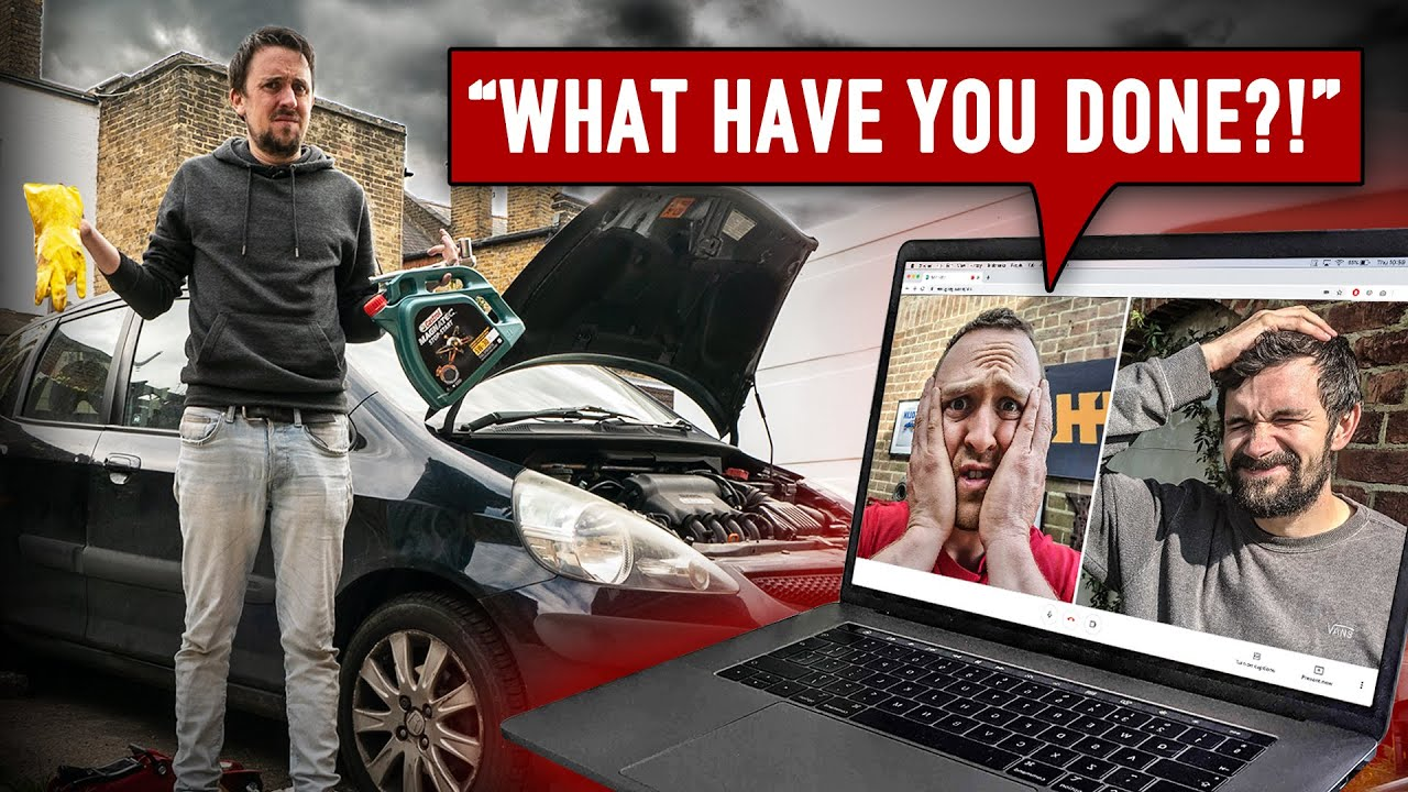 Can A Non-Petrolhead Service A Car Over FaceTime?