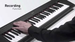 Yamaha Piaggero NP-12 Présentation (FR)