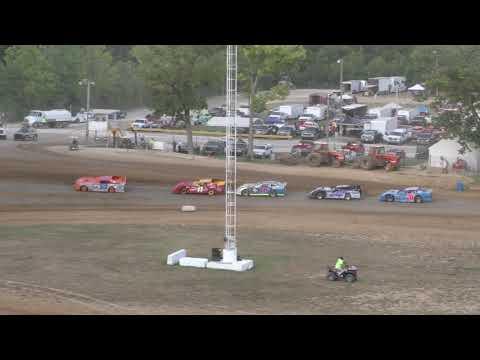 7 28 18 Super Stocks Heat #1 Lincoln Park Speedway