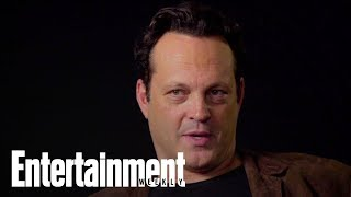 Vince Vaughn Reveals How Het Got Into Character For 'Brawl In Cell Block 99' | Entertainment Weekly streaming