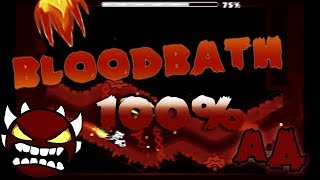 [75hz] BLOODBATH BY RIOT 100% [EXTREME DEMON] | Dolphy
