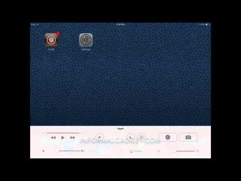How-To Enable AIrDrop On The IPad 2/3 & Older IOS7 IPhone 4/4S Jailbreak Tweak AirDrop Enabler 7.0+