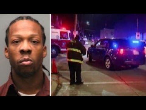 Community on edge amid manhunt for Pennsylvania cop killer