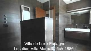 Villa de Luxe Espagne Marbella Costa del Sol