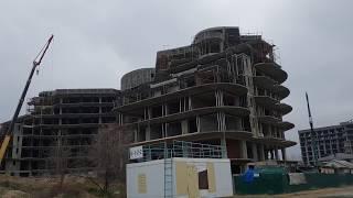 Анапа 50 м до ПЛЯЖА покупка недвижимости У МОРЯ апартамент отель 23 марта 2018