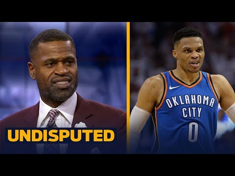 Stephen Jackson on who's to blame for Thunder's early exit in 2018 NBA playoffs | NBA | UNDISPUTED