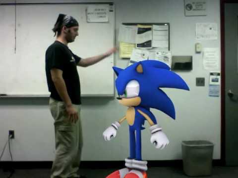 Sonic The Hedgehog Foul Kick Youtube