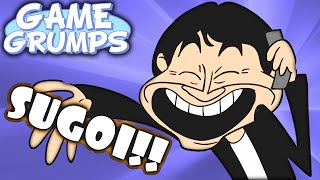Game Grumps Animated - Phone Call with Miyamoto - by Cas van de Pol