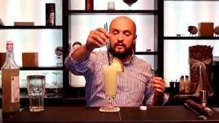 Коктейль Пина колада (Pina Colada) рецепт
