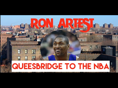 Ron Artest From Queens bridge Projects to NBA Stardom. The Real Story! | JordanTowerNetwork