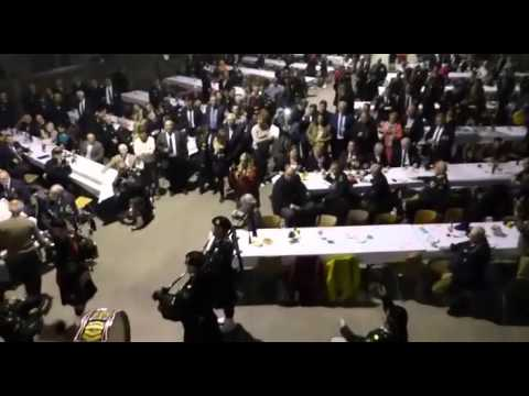 Canadian Scottish regiment WW1 banquets 2015 -3