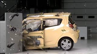 2014 Chevy Spark | Frontal Crash Test | CrashNet1