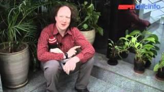 Running between the Cricket: Episode 9 - Cricket, universe and Andy Zaltzman