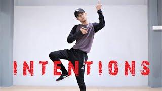 Justin Bieber - Intentions ft. Quavo   Alan Rinawma Dance Choreography