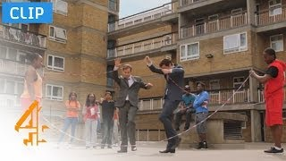 Skip To It  Cardinal Burns S2-ep1  Channel 4