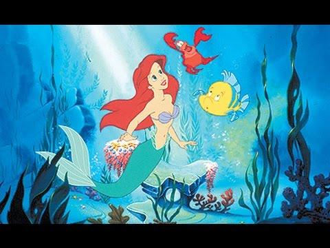 Ретро-игры: The Little Mermaid - #2