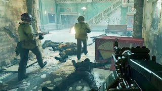 """Call of Duty: Black Ops Cold War - Destroying KGB Headquarters in the heart of USSR (""""No Russian"""")"""