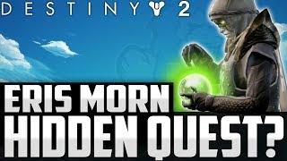 Destiny 2 Beta: ERIS MORN SECRET - RIP TOWER JUKEBOX - Easter Eggs