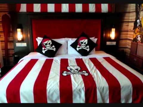 Desain Rumah - Desain Kamar Tidur Warna Merah #01 - YouTube