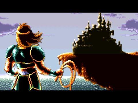 Super Castlevania IV (SNES) All Bosses (No Damage)
