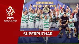 Superpuchar: Piast Gliwice - Lechia Gdańsk (Bramki i wypowiedzi po meczu)