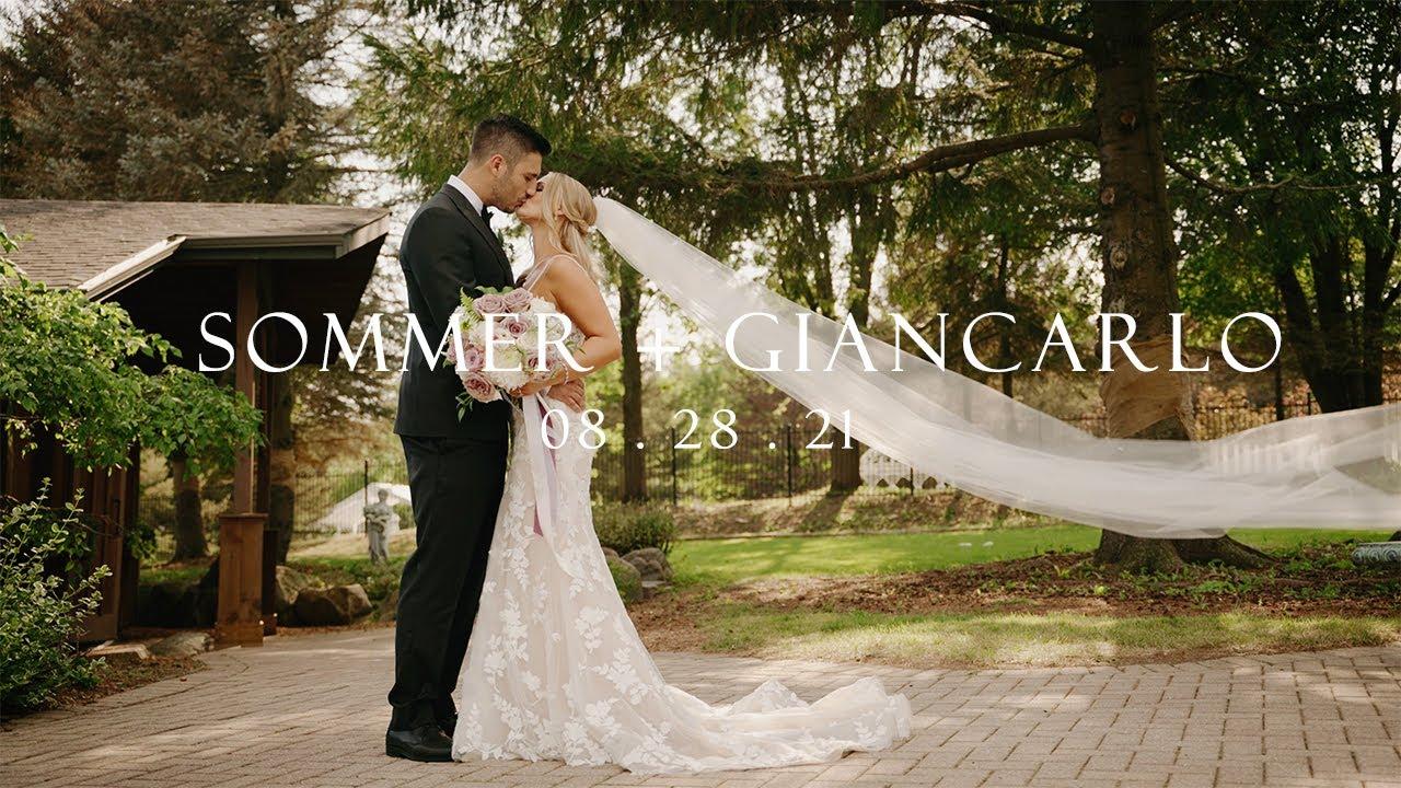 Sommer + Giancarlo - Oakview Terrace Wedding Film
