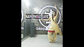 NAIN PHISAL GAYE | DANCE CHOREOGRAPHY – Salman Khan | Sonakshi Sinha | Welcome To New York