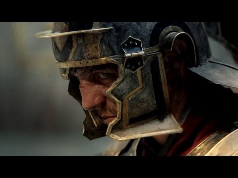 Live-action Ryse commercial tells the story of a man's vengeance
