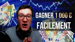 COMMENT DEVENIR RICHE RAPIDEMENT (1 000 € par seconde)