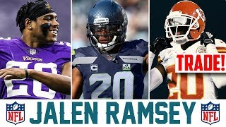 This NFL Team MUST Trade For JALEN RAMSEY (Jalen Ramsey Trade Rumors & Trade Predictions)