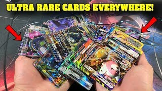 I pulled SO MANY ULTRA RARES from the WEIRDEST Pokemon Card Blister Packs EVER!