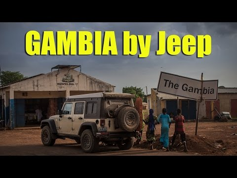Gambia by Jeep