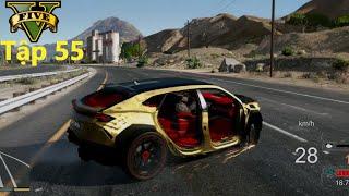 GTA 5 Siêu Xe #55 Lamborghini Urus Phiên Bản Độ '' Hàng Tàu '' Chạy Tốc Độ Cao Muốn Rớt Bánh Xe ...