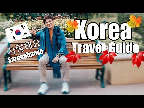 SEOUL KOREA TRAVEL GUIDE (APPLICATION OF VISA & THINGS TO DO)