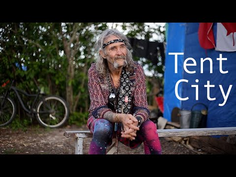 Tent City - Inside Moncton's Hidden And Misunderstood Community