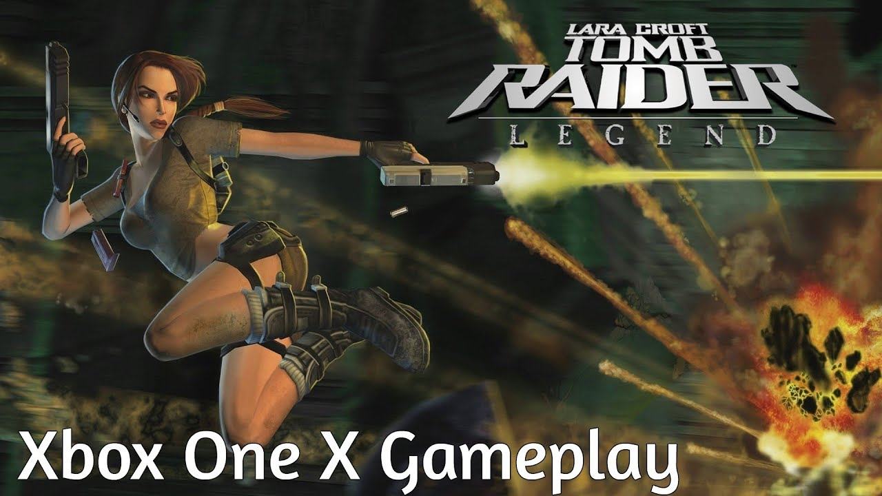 tomb raider legend gamecube review