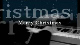 Silent Night - Jazz Piano Improvisation  ( Trio )