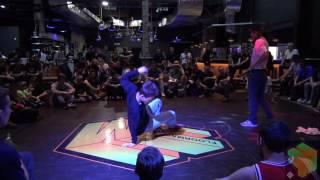 Finał Footwork Battle Floormaster 2017 - LoskyRock vs. Minkin