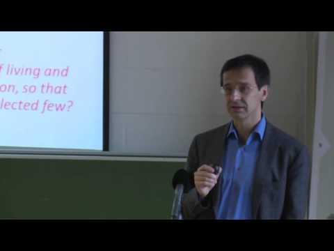 ECOPRO seminar - Lecture Prof. Andreas Novy