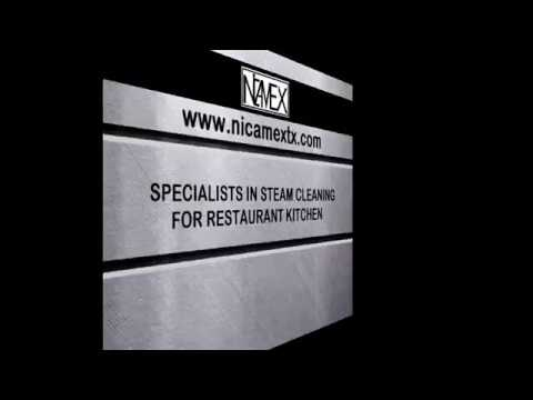 Steam Cleaning Services. Restaurants.  Odessa, Midland, Lubbock and more..
