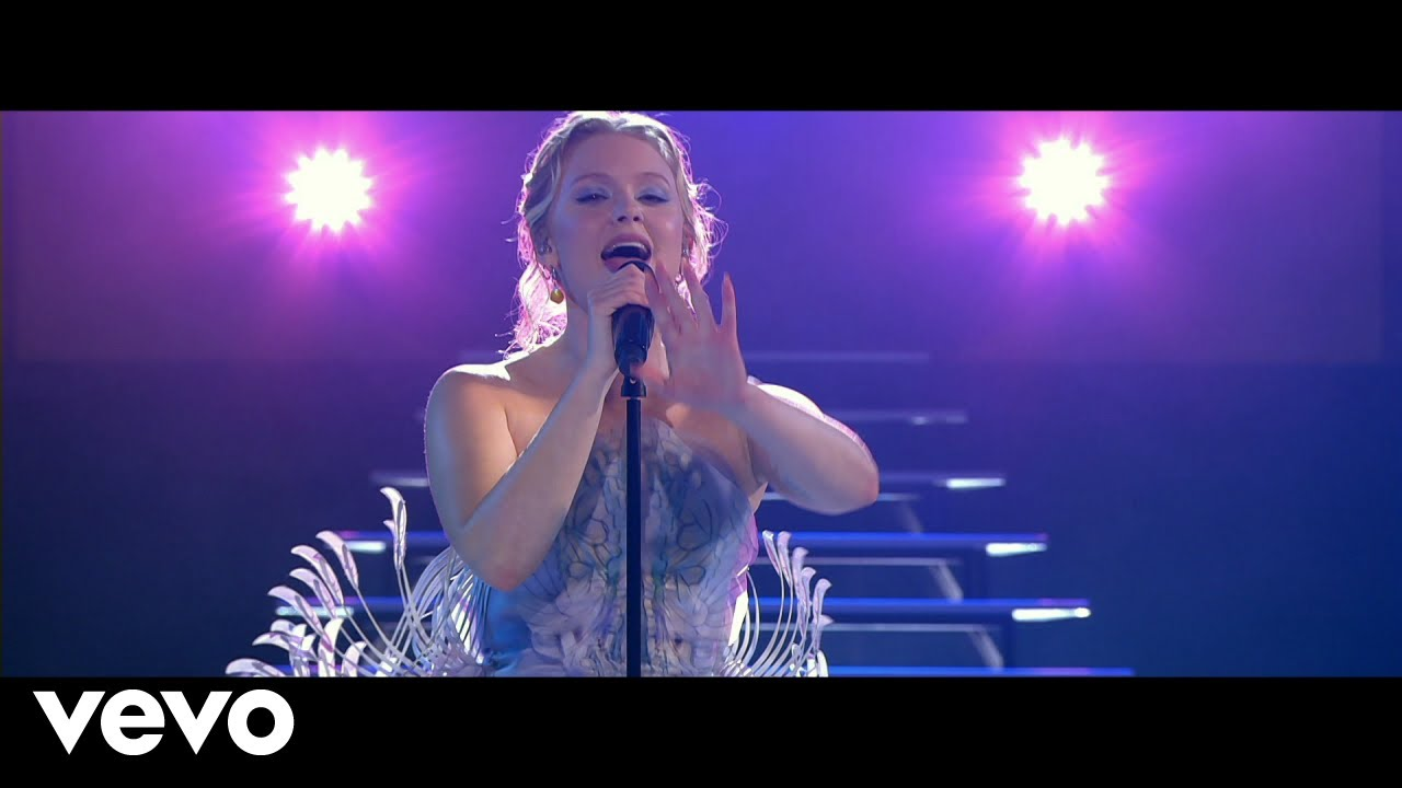 Zara Larsson - Never Forget You (Orchestral Version - Performance Video)