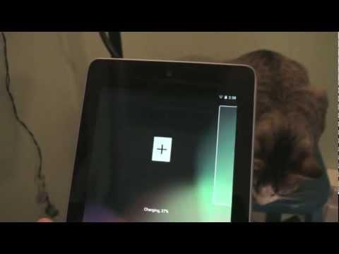 Updating: Google Nexus 7 - 32GB